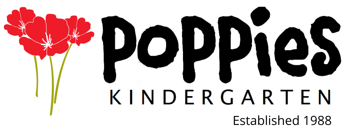 poppies new logo
